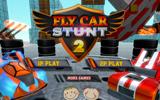 2 Kişilik Uçan Araba Yarışı 2