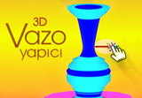 3D Vazo Yapıcı