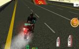 Engelli Motor Sürme- Gerçekçi Motor Yarışı