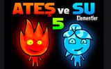 Ateş ve Su 5 Elementler