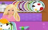 Barbie Bulaşık Yıkıyor