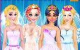 Barbie Gelinlik Tasarlıyor