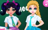 Barbie Okula Hazırlığı