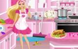 Barbie Parti Temizliğinde