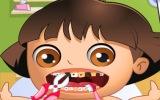 Bebek Dora Diş Çekimi