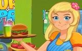 Burgerci Kız