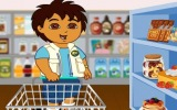 Diego Alışverişte