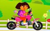 Dora Motor Sürüyor