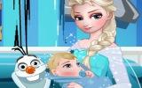 Elsa Sezaryen Doğum
