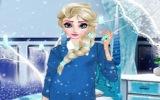 Hamile Elsa Giydir