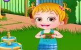 Hazel Bebek Bahar Zamanı