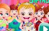 Hazel Bebek Doğum Günü Partisi