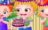 Hazel Bebek Doğum Gününde