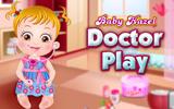 Hazel Bebek Doktorculuk Oyunu