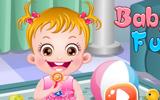 Hazel Bebek Eğlence Vakti