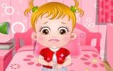Hazel Bebek Midesini Bozuyor