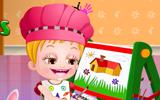 Hazel Bebek Renkleri Öğreniyor 2