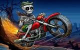 İskelet Motorcu