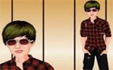 Justin Konser Giydir