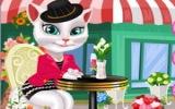 Konuşan Kedi Angela Giydirme
