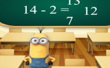 Minion Matematik Sınavında