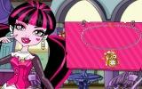 Monster High Kolye Tasarımı