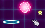 Neon Basketbol Topu