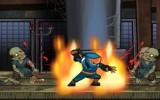 Ninja Zombilere Karşı