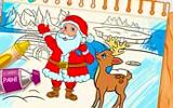 Noel Baba Boyama Yeni Seri