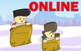 Online Çuval Yarışı