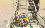 Renkli Dev Top Macerası