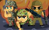 Savaşçı Askerler