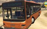 Şehirde Gerçek Otobüs Sürme