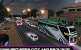 Şehirde Metrobüs Sürme