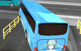 Şehirde Otobüs Sürme