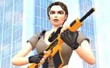 Şehirde Silahlı Kız