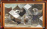 Kung Fu Panda Yapboz
