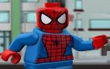 Spiderman Çatılardan Zıplayış