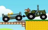 Tom ve Jerry Traktör