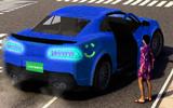 Uber Taksi 3D