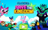 Unikitty Krallığı Kurtar
