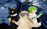 Uzayda Kedi Savaşı