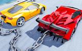 Zincirli Araba Yarışı